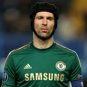 Petr Cech, pictured, believes Jose Mourinho's desire to win trophies remains undiminished