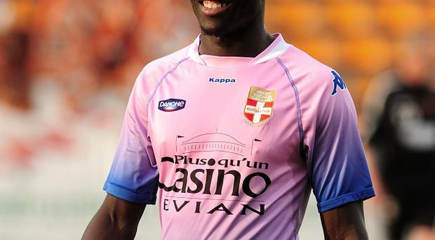 Hull have reportedly bid £1.6million for Evian's Yannick Sagbo