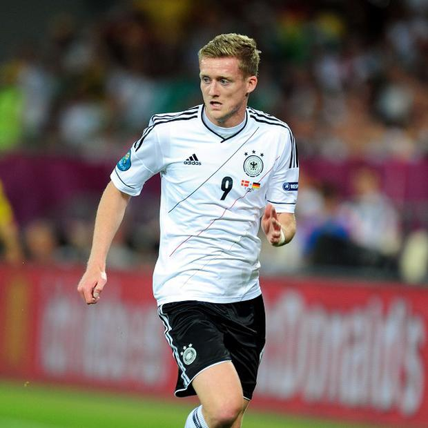Andre Schurrle is aiming to nail down a place in Germany's World Cup squad