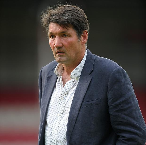 Mick Harford turned down Newcastle for Millwall
