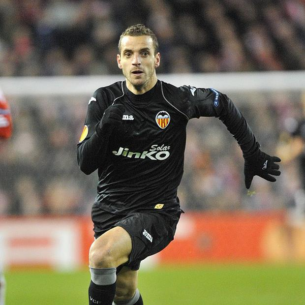Roberto Soldado scored 24 goals for Valencia in the Primera Division last season