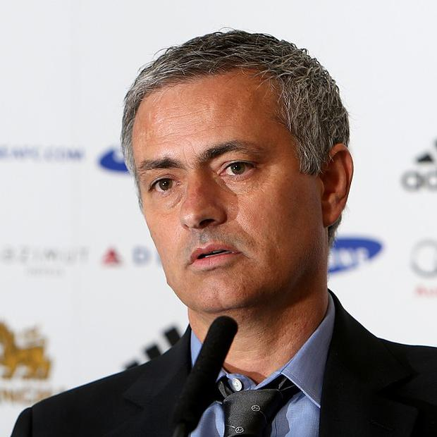 Jose Mourinho is happy again at Chelsea after a tumultuous end to his spell in charge of Real Madrid