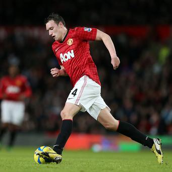 Phil Jones sees his future in the heart of Manchester United's back four