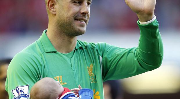 Pepe Reina is on the verge of leaving Liverpool