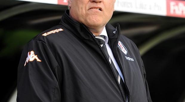 Martin Jol has made his fourth signing of the summer