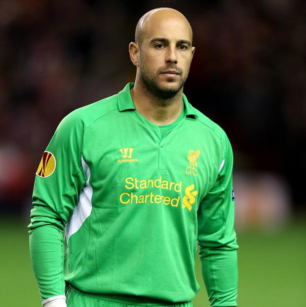 Pepe Reina is a popular figure at Anfield