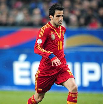 Manchester United are determined to sign Cesc Fabregas