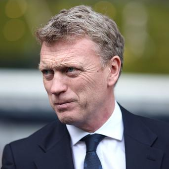 David Moyes said the safety of the players has to be the primary concern