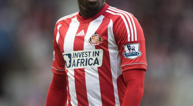 Alfred N'Diaye is leaving Sunderland on loan