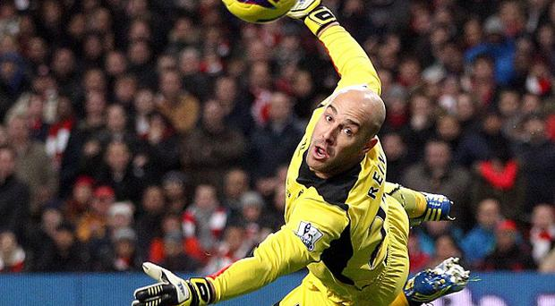 Pepe Reina is not happy about the way his departure from Liverpool was handled
