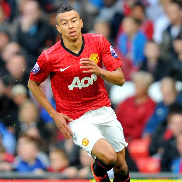 Jesse Lingard scored Manchester United's fifth and final goal against Kitchee