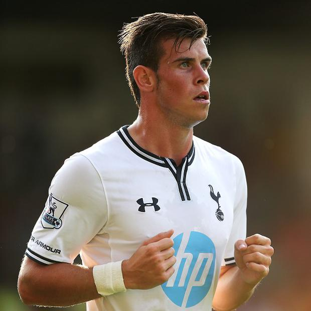 Gareth Bale's Tottenham future is up in the air