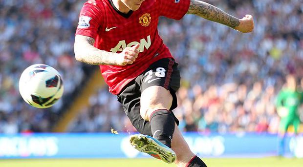 Alexander Buttner played the full second half in Monday's 5-2 win over Kitchee FC