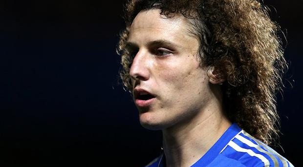 The futures of David Luiz, pictured, Juan Mata and Fernando Torres have been in doubt