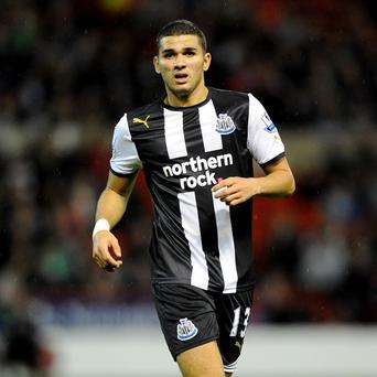 Mehdi Abeid joined Newcastle from Lens in July 2011