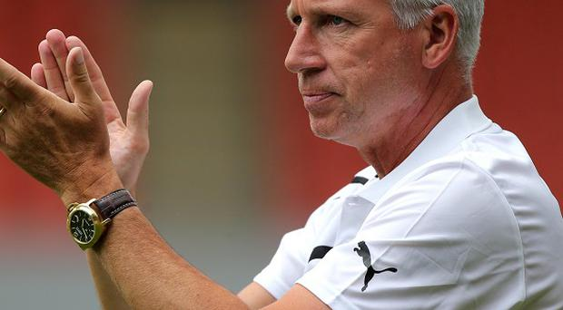 Alan Pardew is still hoping to boost his attacking options