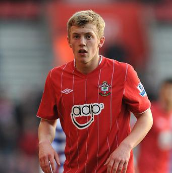James Ward-Prowse believes there are fantastic opportunities for young players at Southampton