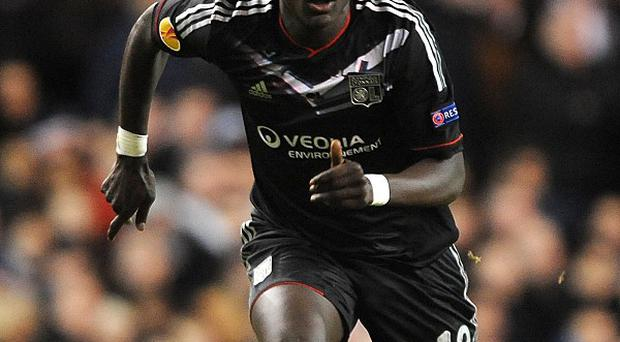 Lyon claim to have reached an agreement with Newcastle for Bafetimbi Gomis