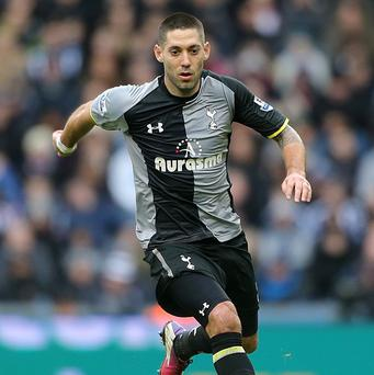 Clint Dempsey spent just one season at White Hart Lane