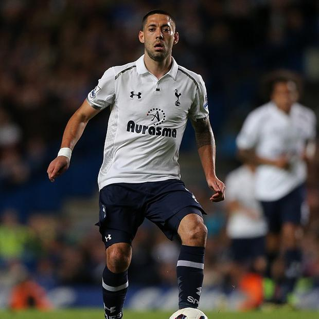 Clint Dempsey has returned to the MLS