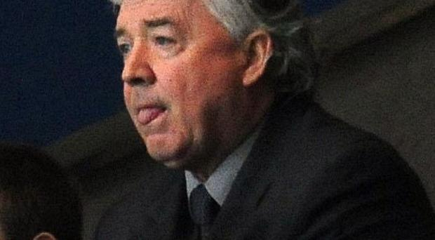 Joe Kinnear says he is working hard to bring new players to Newcastle