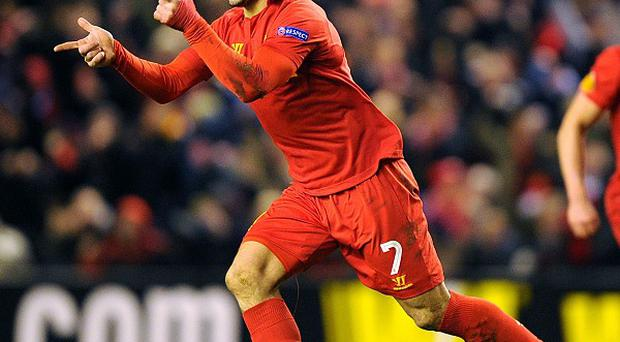 David James believes Liverpool would be better off without Luis Suarez, pictured