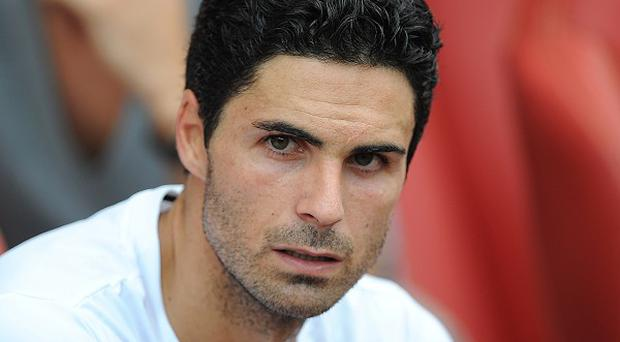 Mikel Arteta expects to have some new team-mates before the start of the season