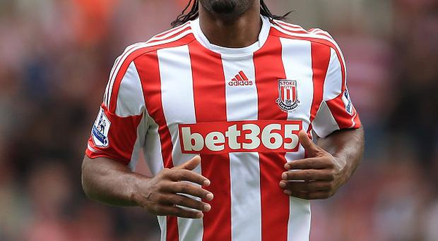 Stoke striker Cameron Jerome is facing a suspension