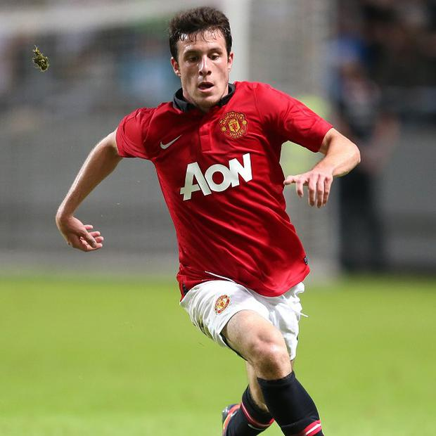 Angelo Henriquez grabbed Manchester United's equaliser in the second half