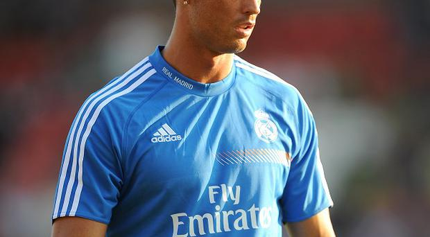 Cristiano Ronaldo's current deal with Real Madrid expires in June 2015