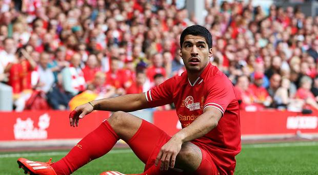 Luis Suarez claims Liverpool agreed to sell him if they failed to qualify for the Champions League