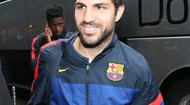 Cesc Fabregas has been a major transfer target for Manchester United all summer