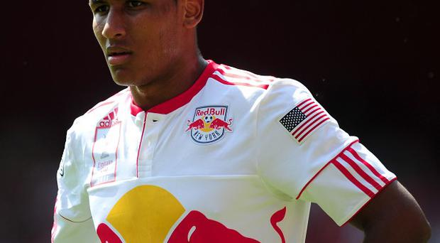 Mark Hughes hopes to make Juan Agudelo, pictured, his third summer signing