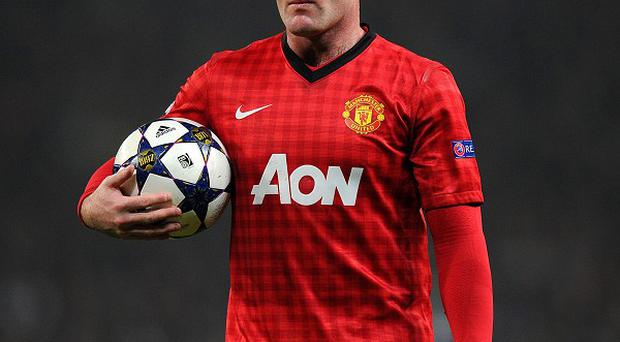 Wayne Rooney is being courted by Chelsea