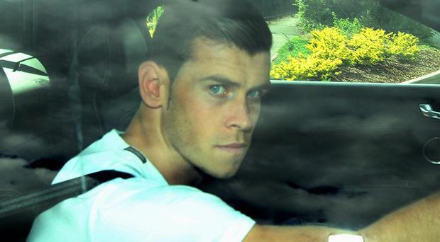 Gareth Bale is struggling with injury