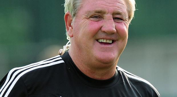 Steve Bruce takes his Hull side to Chelsea at the weekend