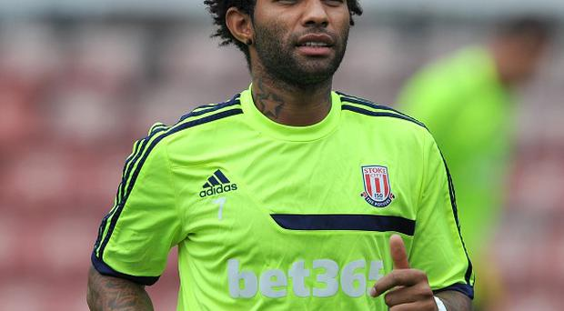 Jermaine Pennant signed a new one-year deal with Stoke in June
