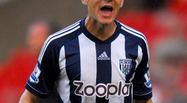 Zoltan Gera is expected to be in contention to make his return from injury in October