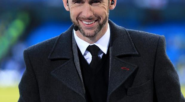 Martin Keown, pictured, believes Manchester United could be vulnerable following Sir Alex Ferguson's retirement