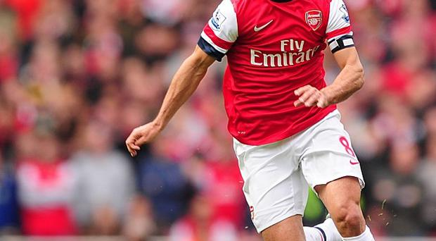Mikel Arteta has a thigh problem and is doubtful for Arsenal's opening Premier League fixture
