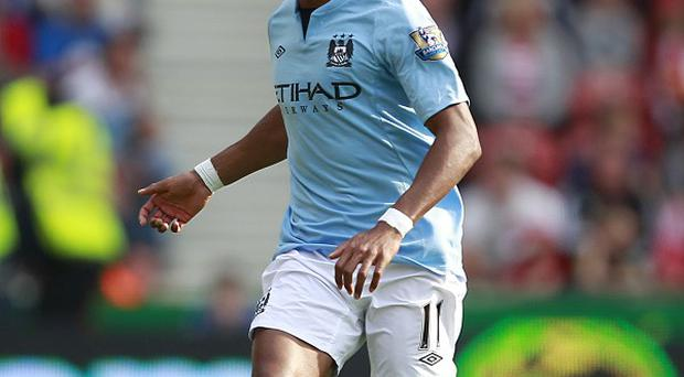 Scott Sinclair could move to the Hawthorns in a loan deal