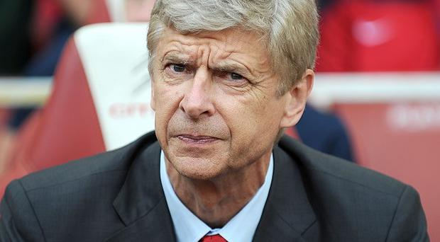 Arsene Wenger has urged his Arsenal side to 'focus on the job in hand'