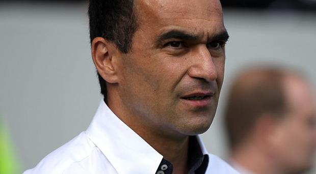 Roberto Martinez knows it may take some time to change Everton's style