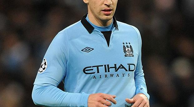 Matija Nastasic was injured in the Barclays Asia Trophy last month