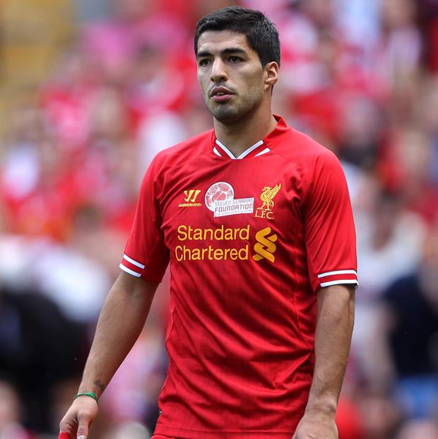 Liverpool have not revealed whether Luis Suarez has apologised