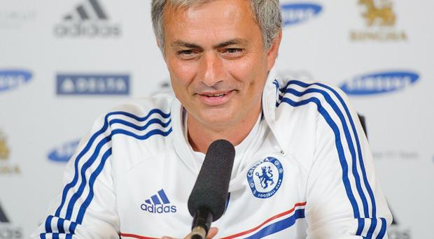 Jose Mourinho, pictured, has not ruled out adding to his Chelsea squad this window