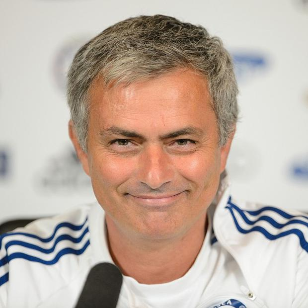 Jose Mourinho is confident Chelsea can mount a title bid this term