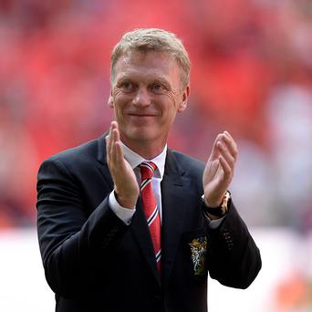 David Moyes' Manchester United won the Community Shield last week