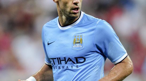 Pablo Zabaleta has extended his stay at Manchester City
