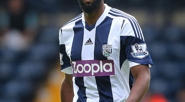 Nicolas Anelka will not be playing for West Brom for the foreseeable future